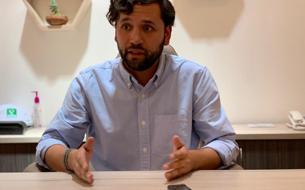 Más oaxaqueños se sumarán al Partido Verde este año: Pepe Estefan Gillessen