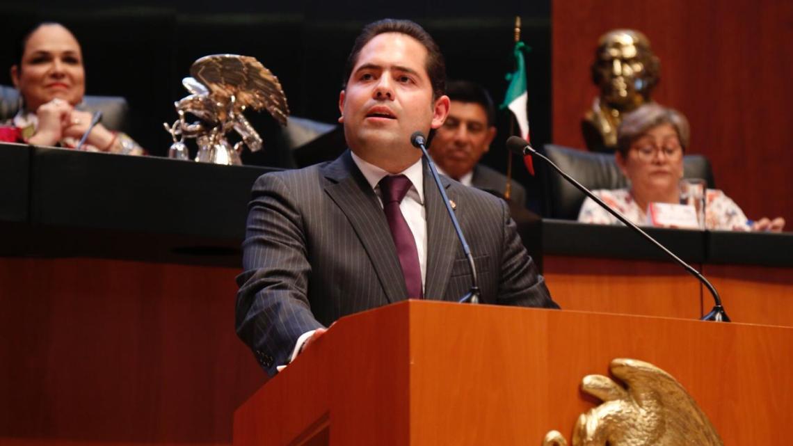 Presenta el senador Raúl Bolaños Cacho propuesta para evitar los efectos negativos de la actividad turística