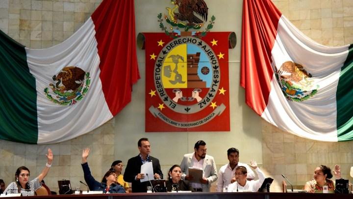 Convoca Diputación Permanente a Periodo Extraordinario del Congreso de Oaxaca