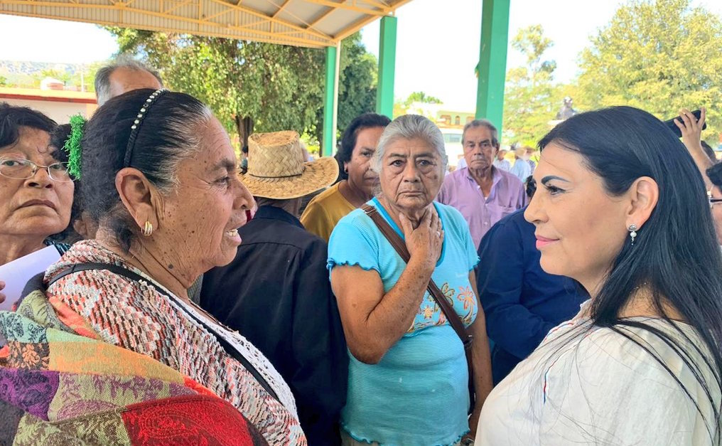 Realiza IOAM Gira de Trabajo en la Mixteca