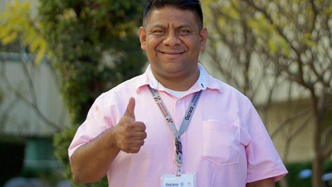 Emmanuel Osorio Aragón, un trabajador extraordinario