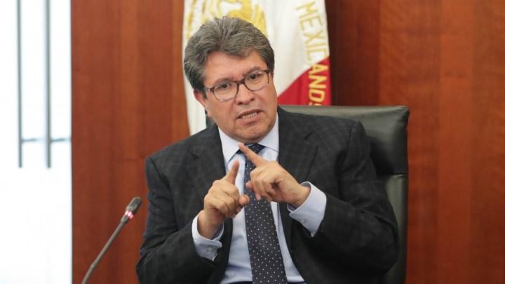 Monreal reconoce problemas para construir la mayoría calificada para elegir titular de la CNDH; llama a no dogmatizar