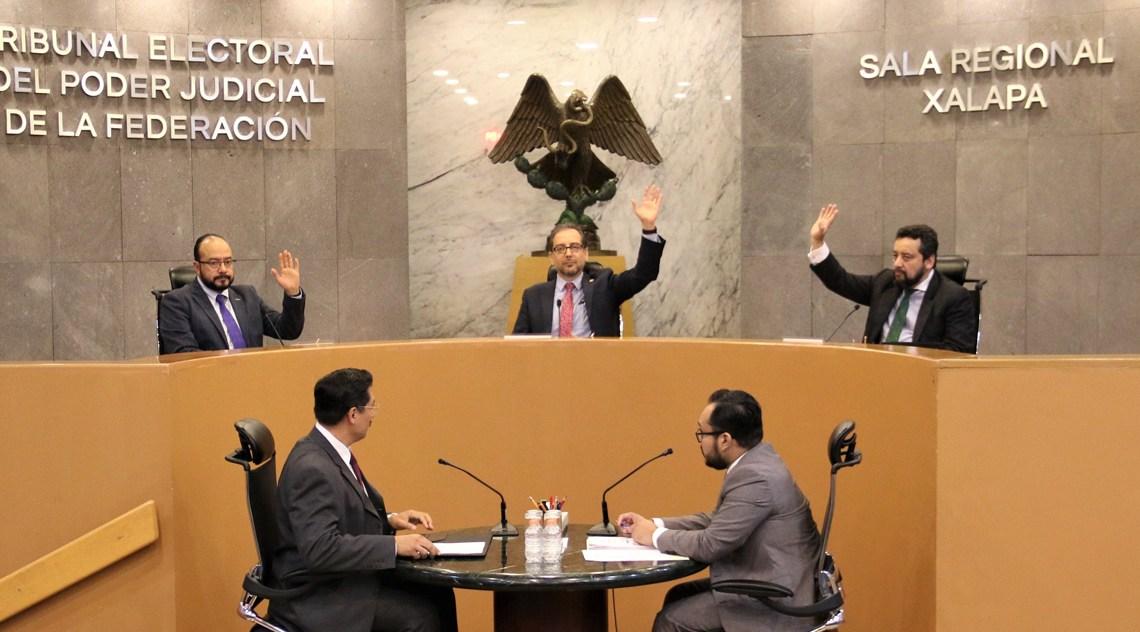 Edil de Santa María Xadani debe convocar a concejales a todas las sesiones y notificar: Sala Xalapa