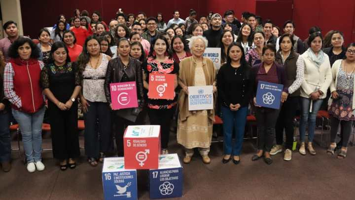 Seminario de Derechos Humanos de Mujeres, un llamado a reconocerlas como personas