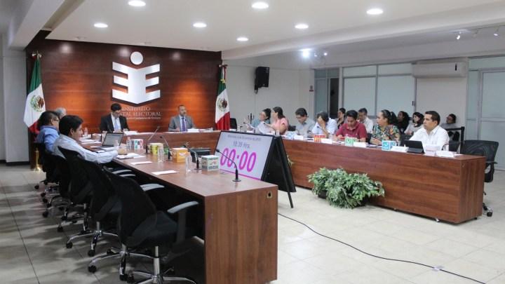 Califica IEEPCO elecciones de sistemas normativo indígenas