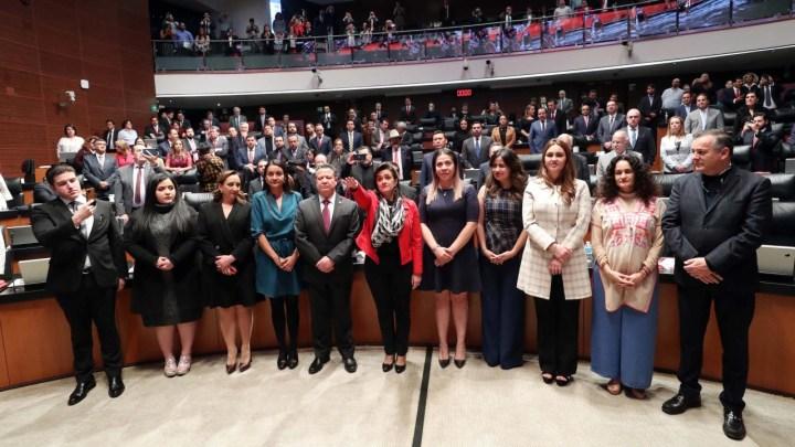 Margarita Ríos-Farjat, nueva ministra de la Suprema Corte de Justicia de la Nación
