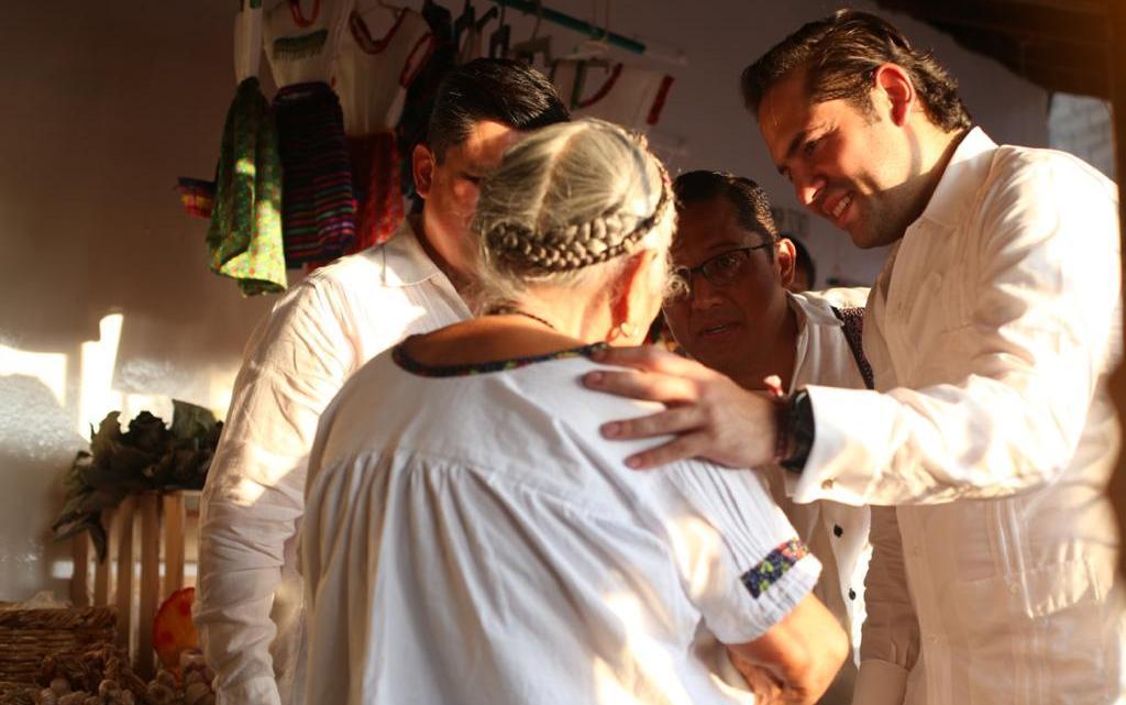 Propone Senador Raúl Bolaños Cacho Cué iniciativa para proteger a los artesanos mexicanos