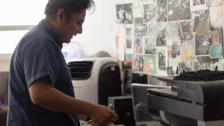 Manuel Ríos: Ingeniero, cinéfilo y compañero leal