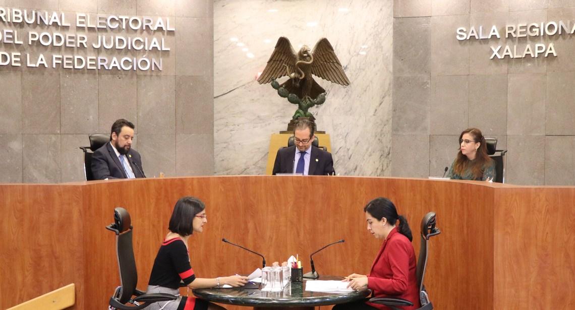 Sala Xalapa confirma elección de concejales en San Pedro Ixtlahuaca