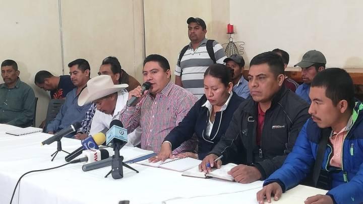 Consolidan Frente de Presidentes Municipales de la Sierra Sur