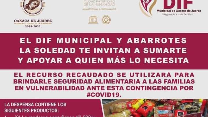 CRÓNICA EXPRÉS: ¿Qué es esto? ¿Es lo que reparte el edil Oswaldo García Jarquín cuando son donativos ciudadanos?