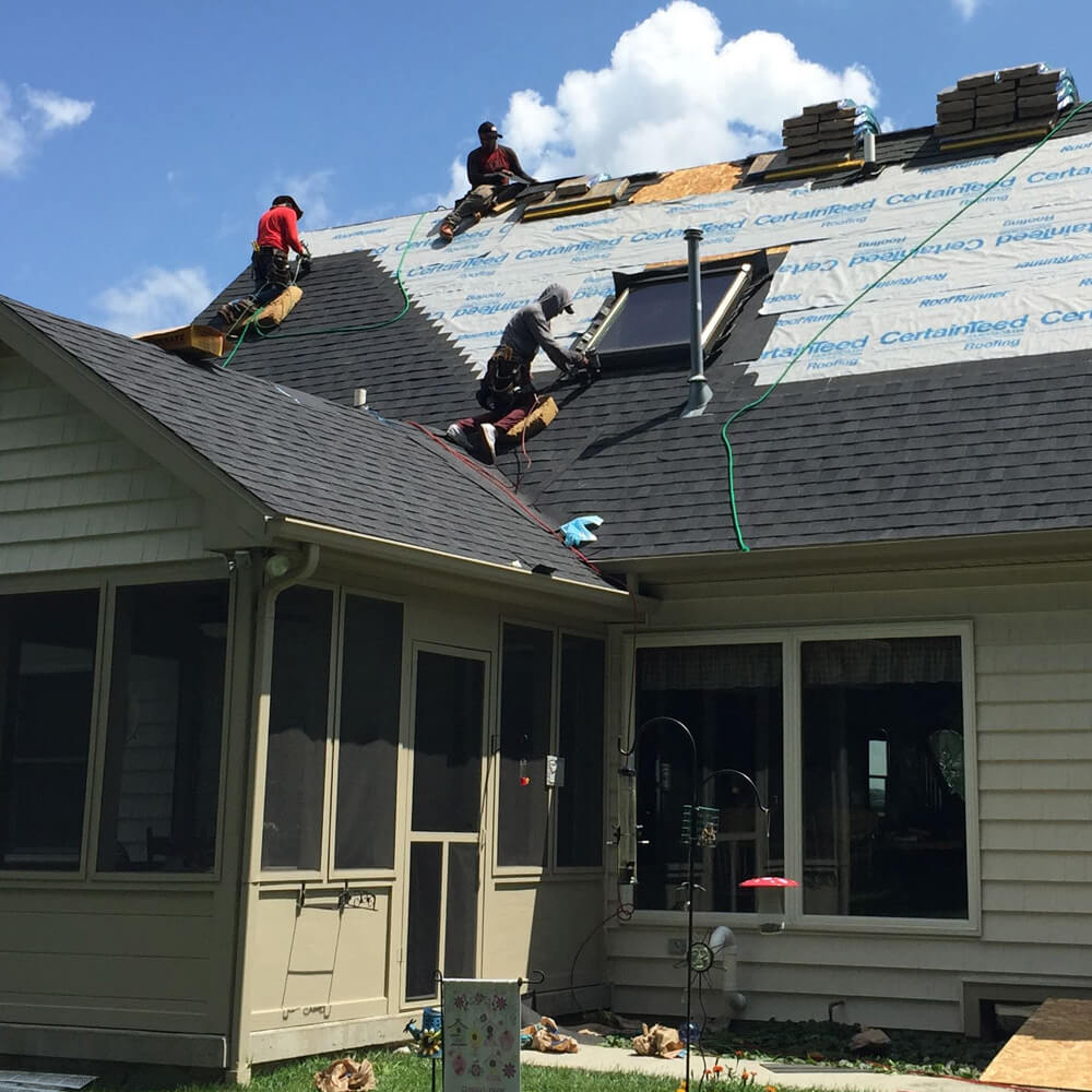 roofing services - hire local