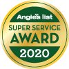 Angies List - 2020 Super Service Award