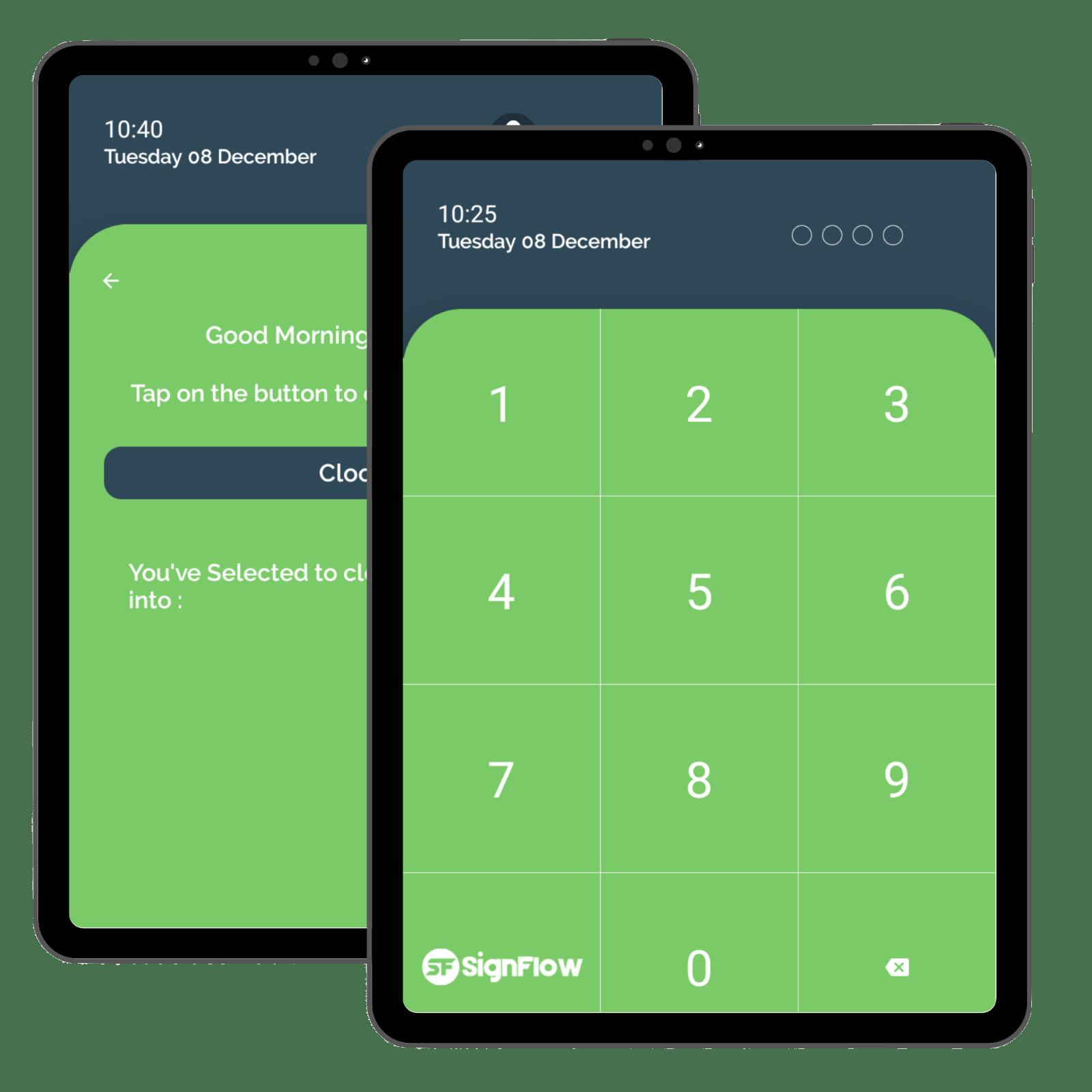 time-attendance-kiosk-app