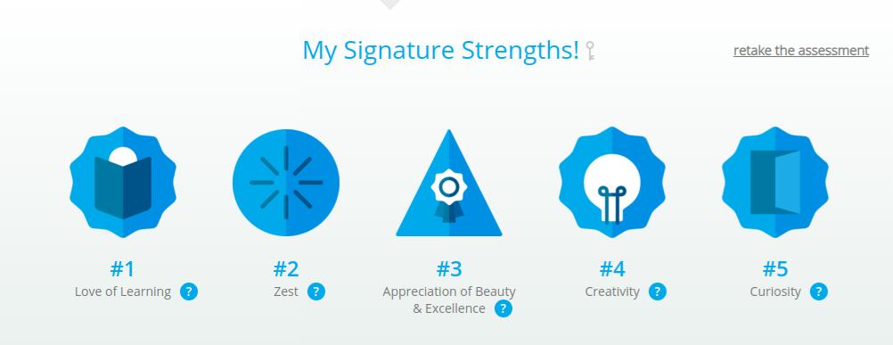 character strengths assessment rotana ty