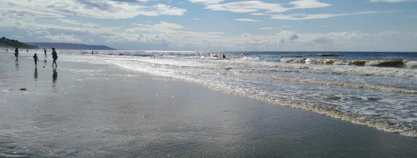 waves blue sky beach france clouds explore holistic health efficacy wellness innovation reinvention rotana ty