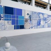superpowers tapestry wall paris palais tokyo art world transition sensemaking work learning connectedness rotana ty