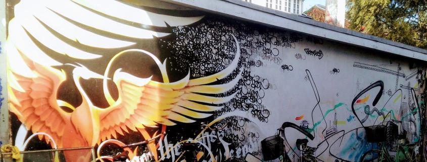bird wings street art copenhagen denmark community leadership learning caring rotana ty