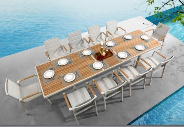 Стол обеденный раскладной Nofi2