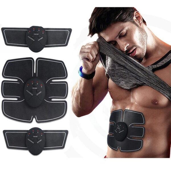 EMS Wireless Muscle Trainer Smart Fitness Abdominal