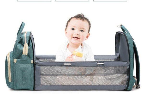 Foldable Baby Bed Bag Sleeping Basket