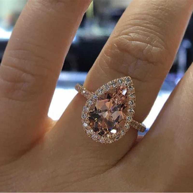 Elegant Cubic Zirconia Ring