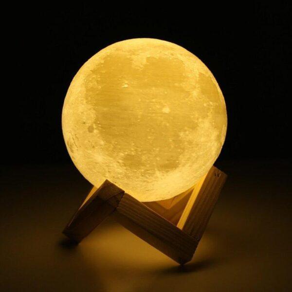 Mystical Moon Lamp