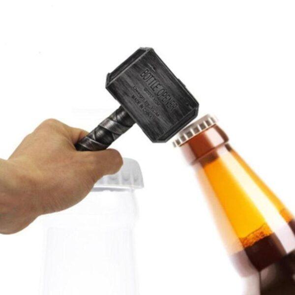 Worthy Hammer Bottle Opener