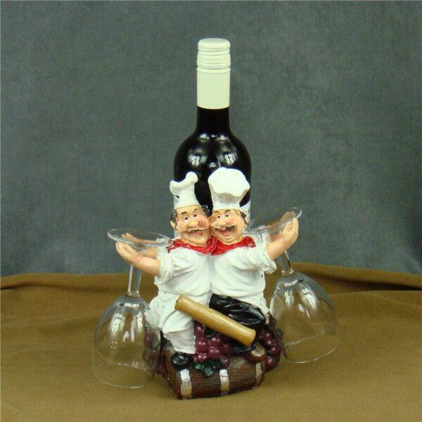 Chef Buddy Wine Holder