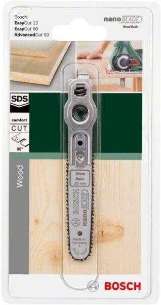 Bosch Basic Wood Nano Blade