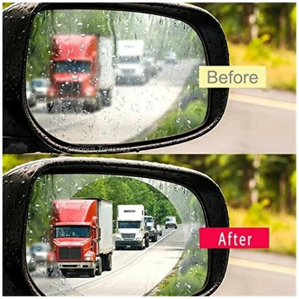 Anti-Rain Car Sticker