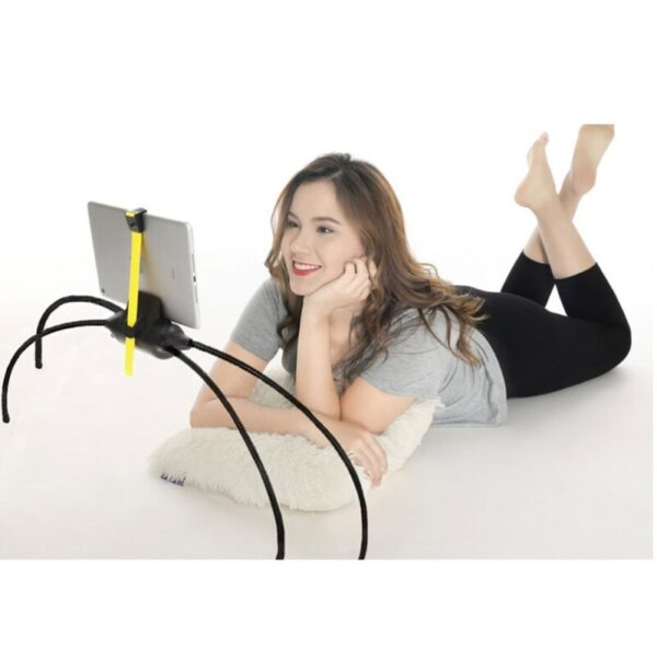 CONVENIENT TABLET STAND FOR THE BED, SOFA, OR ANY UNEVEN SURFACE