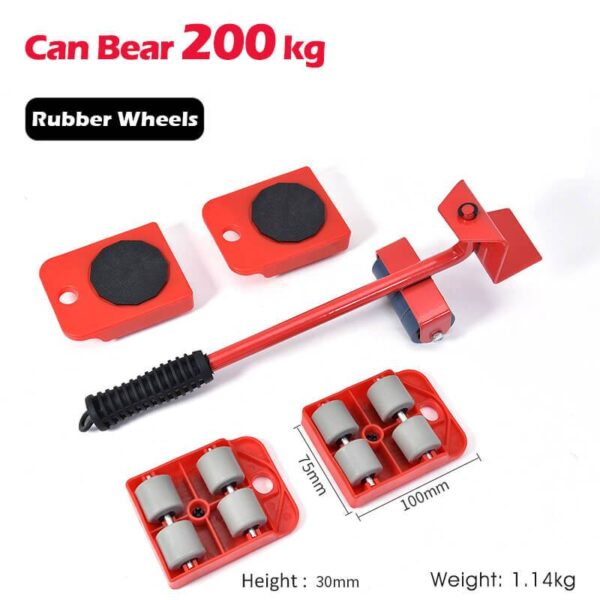 Portable Tool For Handling Heavy Objects