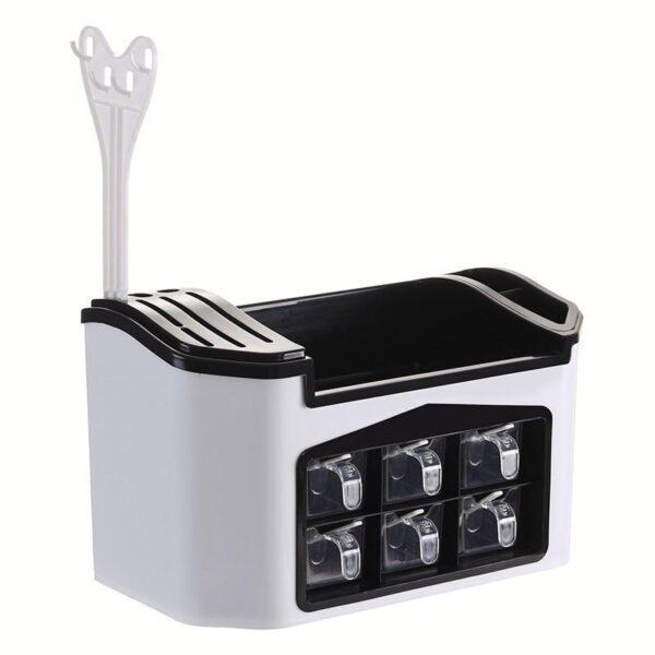 Kitchen Storage Rack Spice Box