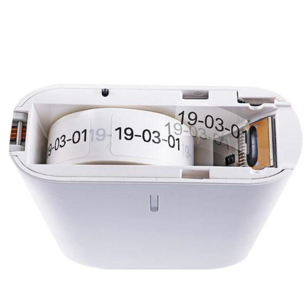 Portable Wireless Bluetooth Thermal Label Printer