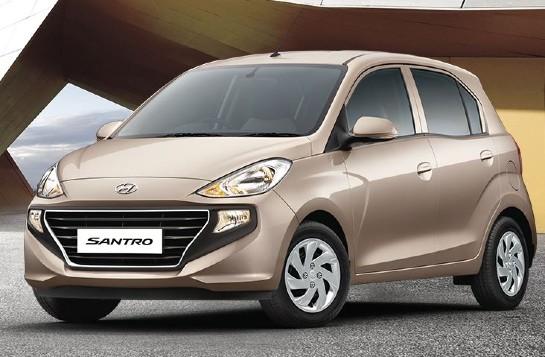 Hyundai-Santro