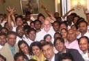 Barry Rassin meets Rotaractors in Mumbai