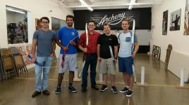 2016-05-21 Social- Central Coast Archery group