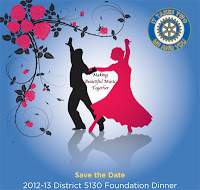 District 5130 Foundation Dinner