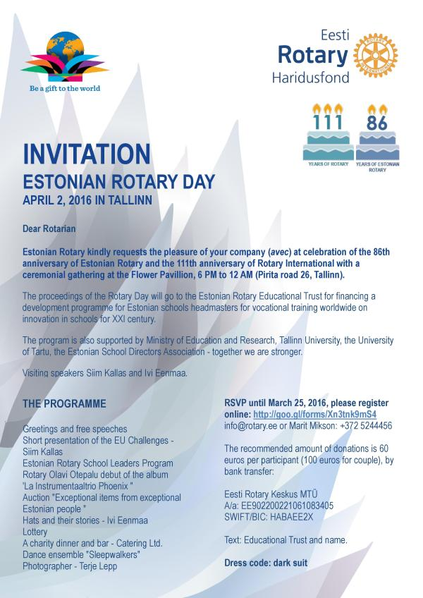 Rotarian_Invitation_Estonian Rotary Day_2.04.2016.