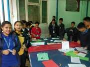 inter house polio chart decoration interact club of l.r.i school 6