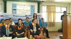 proposed rotary heart care center cathlab rotary club of pokhara 2