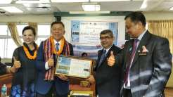 proposed rotary heart care center cathlab rotary club of pokhara 5