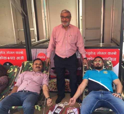 blood donation program rc biratnagar 9
