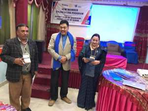 orientation program rc bhadgaon and kapan 1