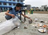 cleaning camp interact club of vishwa adarsha school 3
