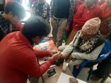 health camp and stationary distribution rc rudramati 3