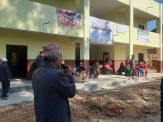 health camp and stationary distribution rc rudramati 5