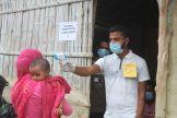 Rotaract club of KUMS conducted free health camp (5)