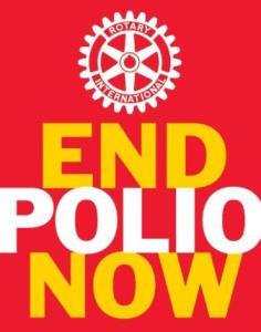 erradicar el polio del mundo
